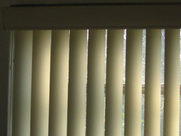 Vertical Blind Repairing