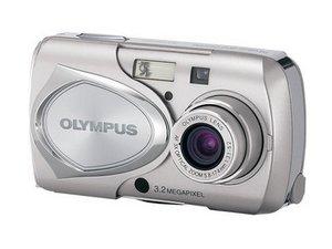 Olympus Stylus 300 Repair