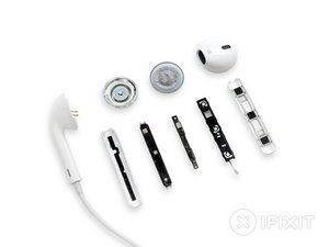 Apple EarPods Teardown