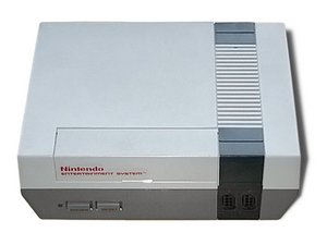 Nintendo Entertainment System (NES-001)