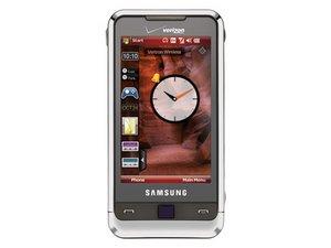 Samsung Omnia i910 Repair