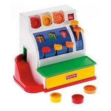 Fisher Price Fun to Imagine Cash Register
