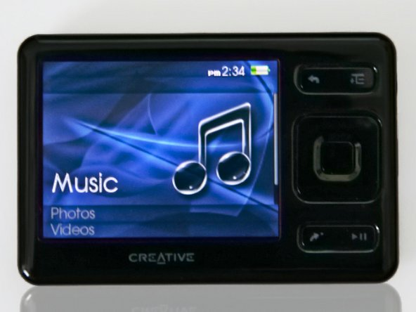 creative zen repair ifixit rh ifixit com creative zen stone mp3 player manual creative zen v plus 2gb mp3 player manual