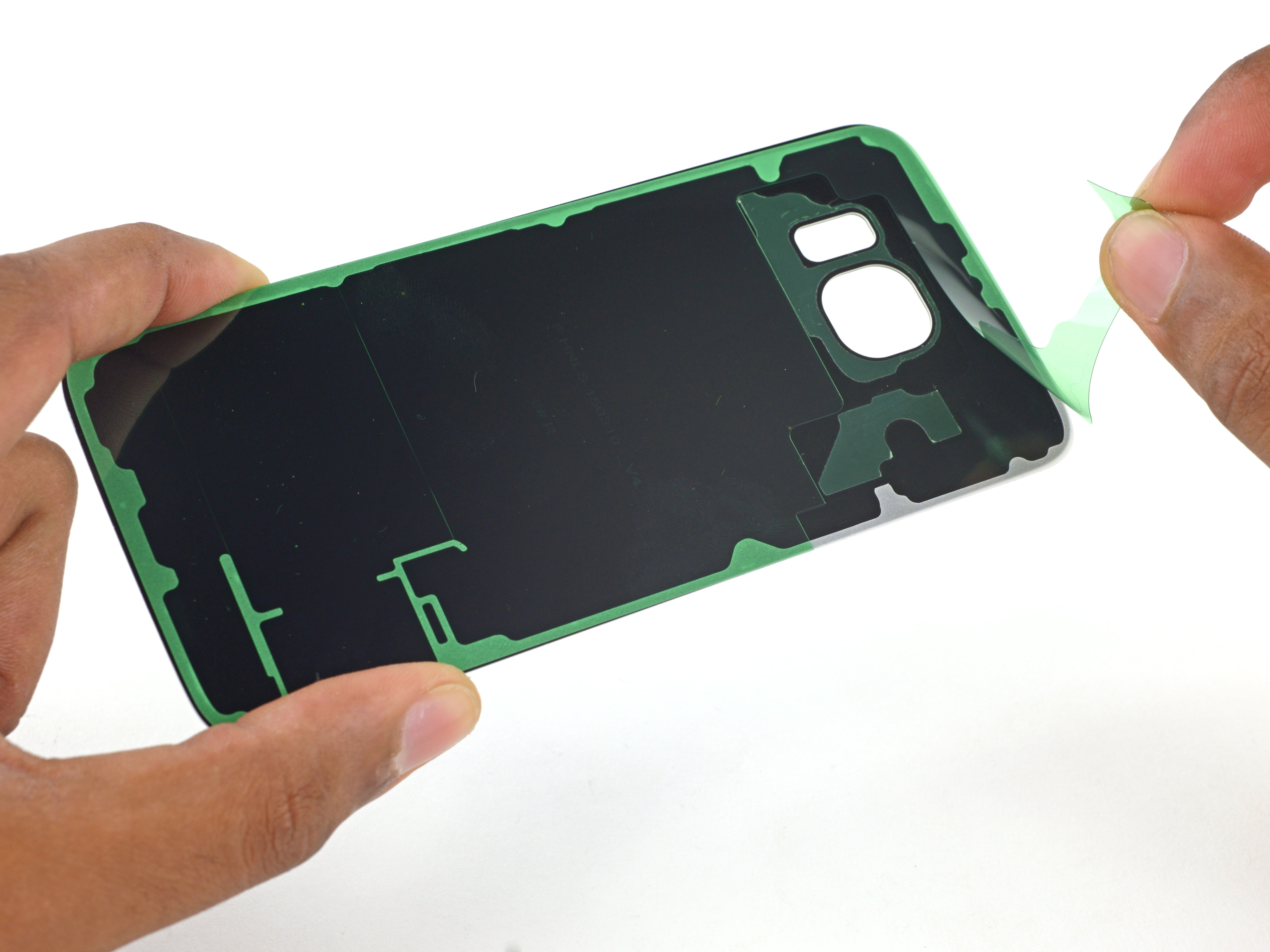 Samsung Galaxy S6 Rear Glass Adhesive Replacement - iFixit Repair Guide