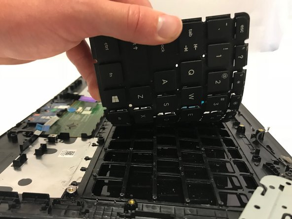 HP 15-ac121dx Keyboard Replacement