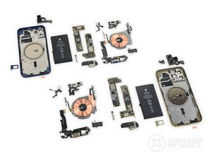 iPhone 12 and 12 Pro Teardown