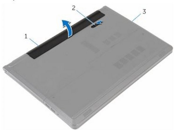 Dell Inspiron 15 5566 Battery Replacement