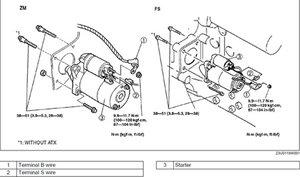 SOLVED: 1998 Mazda Protege Starter - 1998-2003 Mazda Protege ... on
