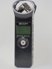 Zoom H1 Handy Recorder Troubleshooting