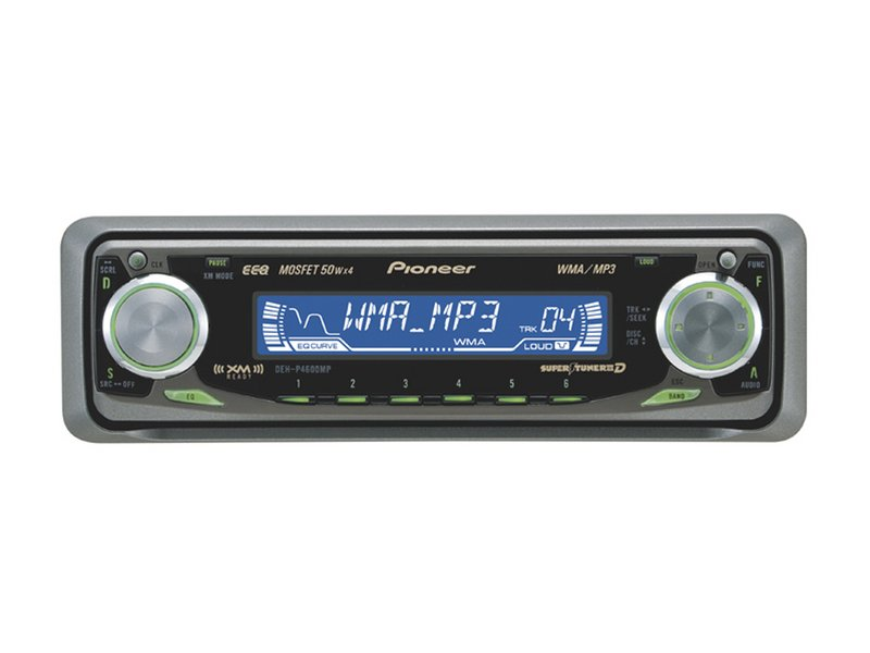 solved why does my pioneer stereo not produce any sound? pioneer pioneer speaker wire color code pioneer deh 4600 mp in dash car stereo