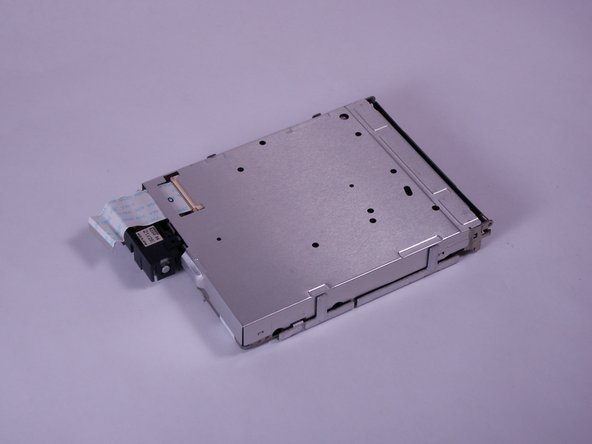 Macintosh PowerBook 165c Floppy Drive Replacement