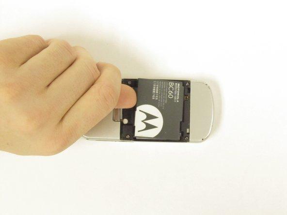 Motorola C261 Battery Replacement