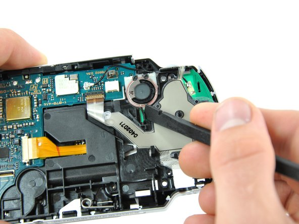 PSP 300xc Motherboard Replacement