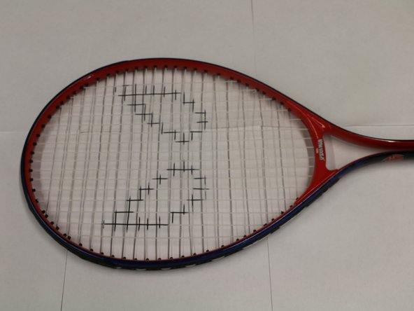 Tennis Racket Bumper Guard Replacement