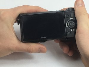 Sony NEX-5T LCD Screen Replacement