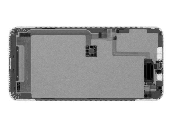 사소하지만 도움되는 업데이트 중 하나는 플렉스 케이블 세 개가 모두 같이 모여있으며—휴대폰을 갈라 열어 수리할 때 부비 트랩 숫자가 더 적다는 뜻입니다.