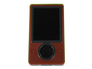Microsoft Zune 30 GB Repair