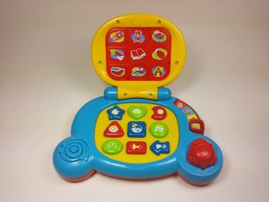 VTech Baby's Learning Laptop Repair