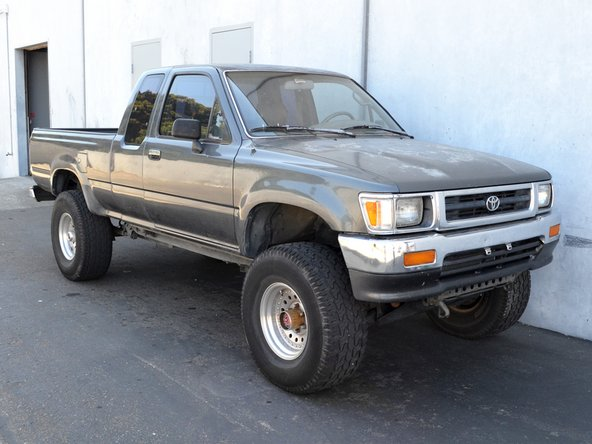 1989 1994 toyota pickup repair 1989 1990 1991 1992
