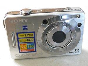 Sony Cybershot DSC-W35