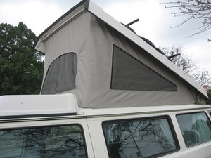 1985-1991 Screw-in Pop Top Tent