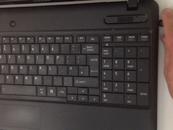 Toshiba Satellite C660 Keyboard Replacement