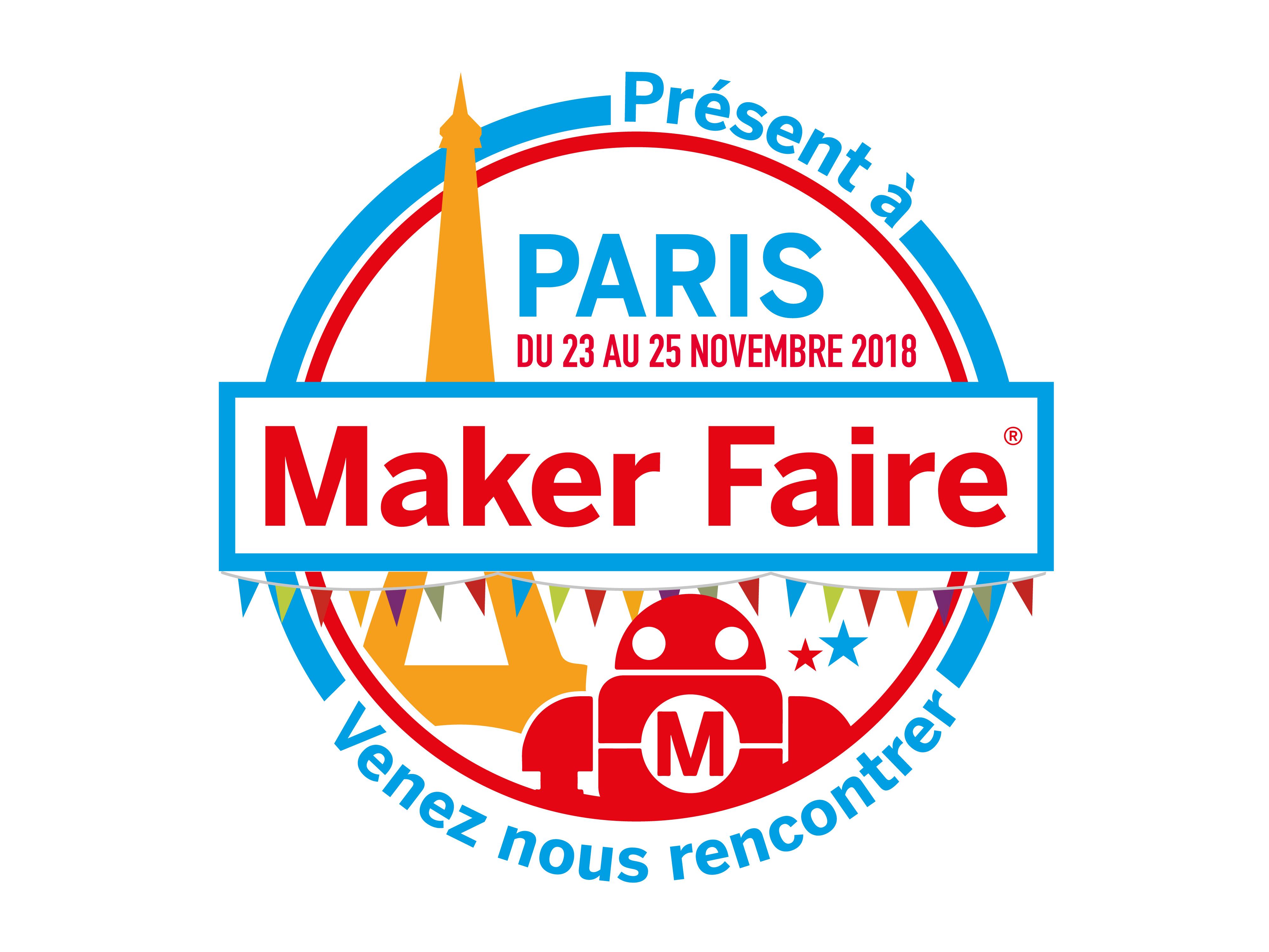 iFixit à Maker Faire Paris 2018