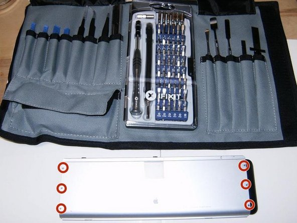The best tools for the job are ifixit's Pro Tech Toolkit. it does include the proper screw driver for this teardown.