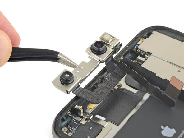 iPhone 11 Pro Max Front-Facing Cameras Replacement