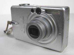 Canon PowerShot SD200 Repair