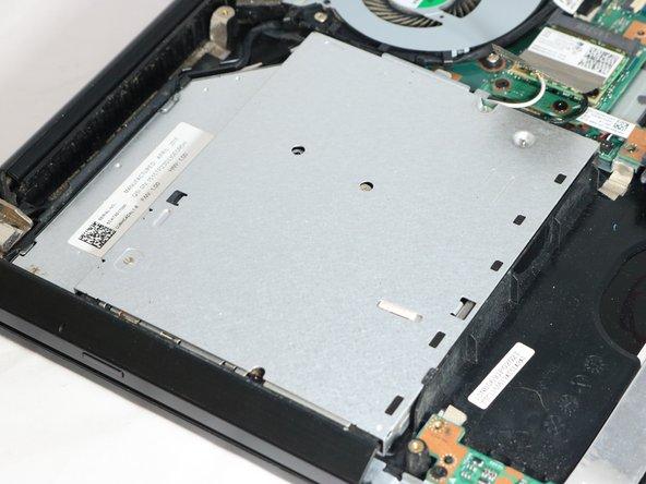 Asus Q551L Repair Optical Drive Replacement