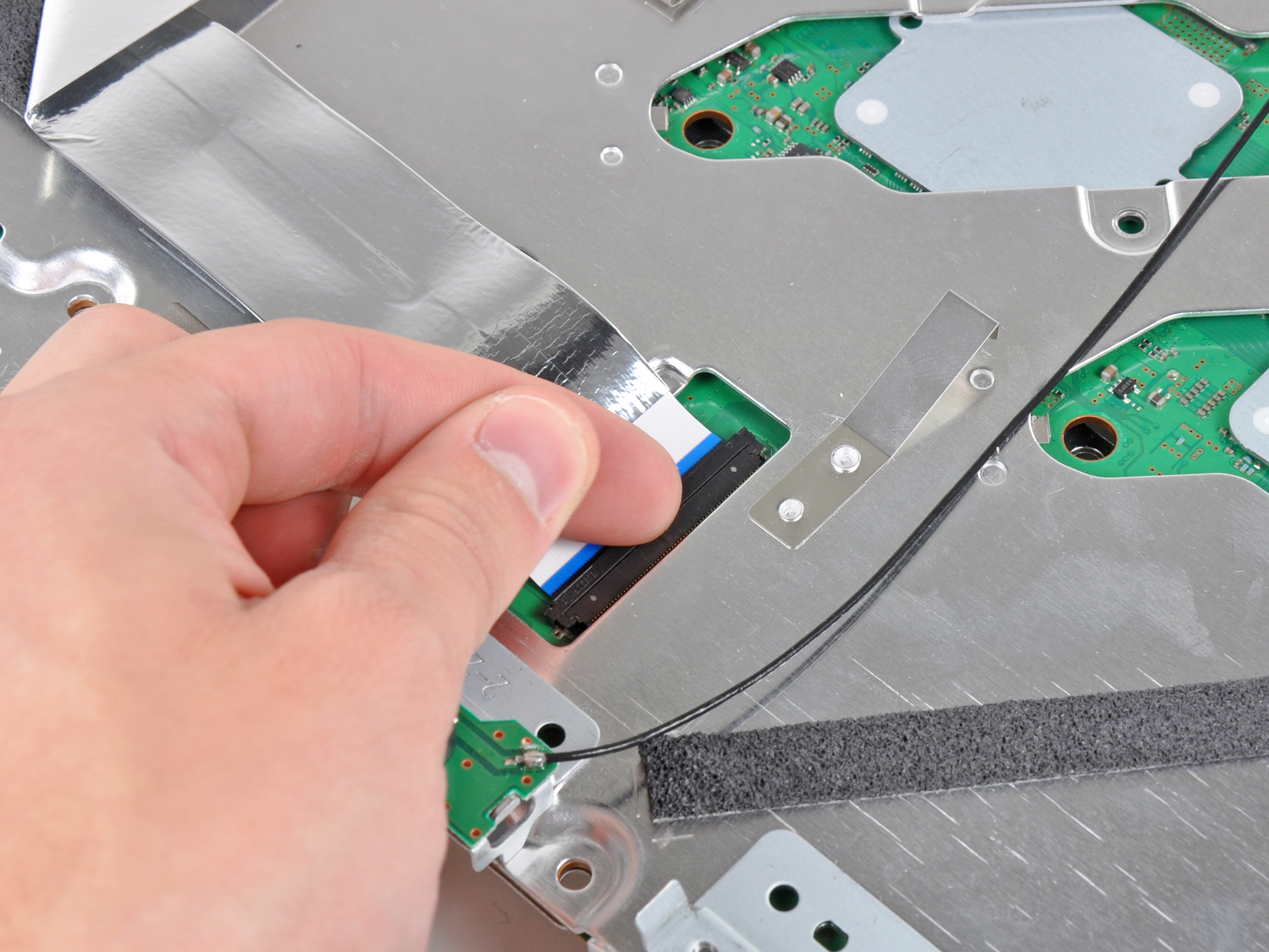 PlayStation 3 Motherboard Replacement