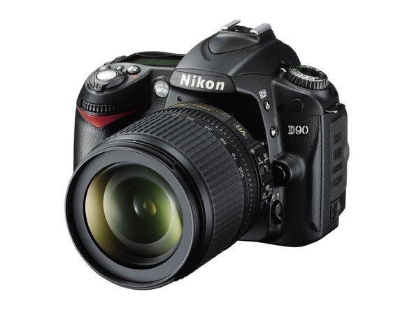 nikon d90 repair ifixit rh es ifixit com Nikon D90 Manual Settings Nikon D90 Parts Catalog