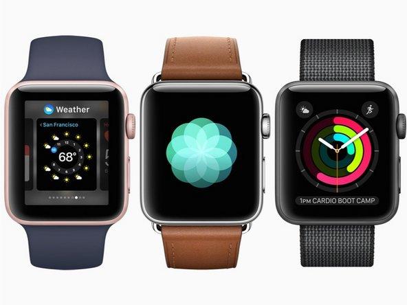 Apple Watch - Series 2 - iFixit
