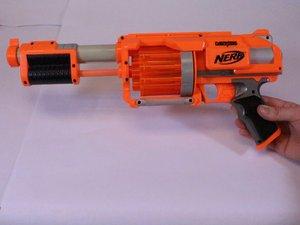 Nerf Dart Tag Furyfire Troubleshooting