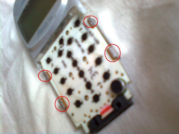 Take out  the shield from the motherboard by unclipping the 4 pins on the side (picture 3)
