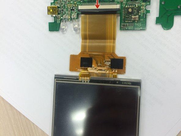 Image 2/2: Remove screen wire