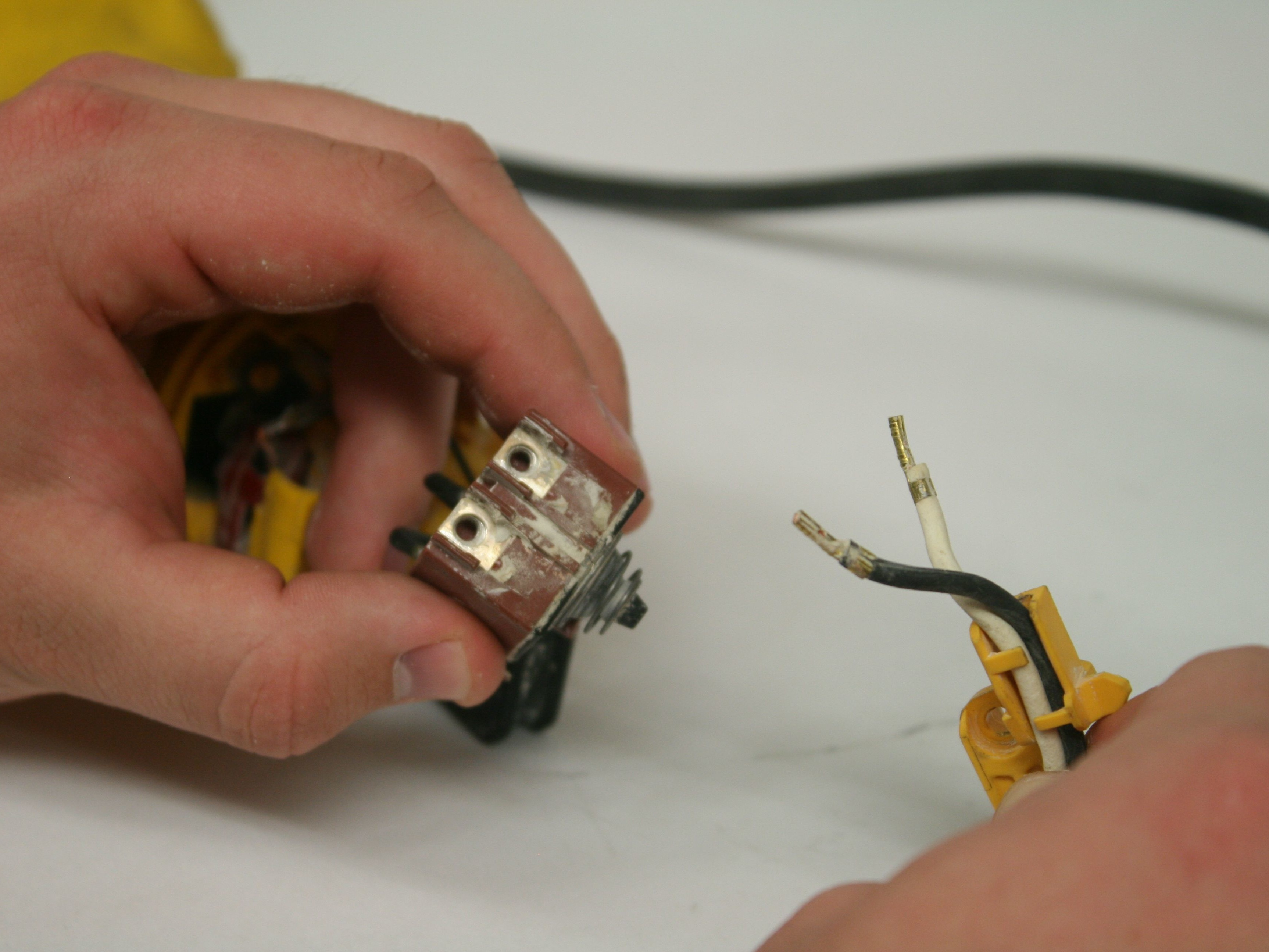 DeWalt D28110 Repair - iFixit
