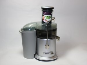 Breville JE98XL Juice Fountain Plus Repair