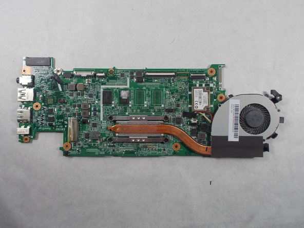 Acer Chromebook C720-2827 Motherboard Replacement