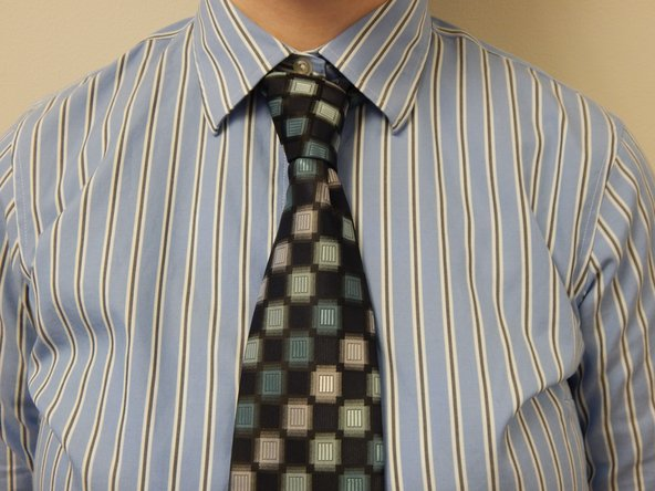 How to Tie a Tie: Four-in-Hand