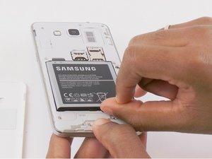 Samsung Galaxy Grand Prime Headphone Jack Speaker Assembly
