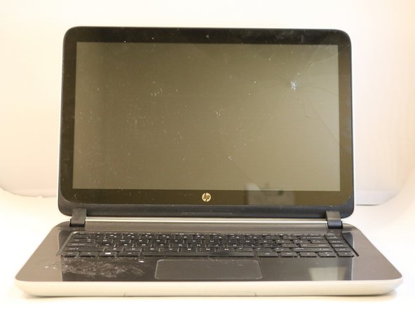 HP Pavilion 14-v062us  Screen Replacement