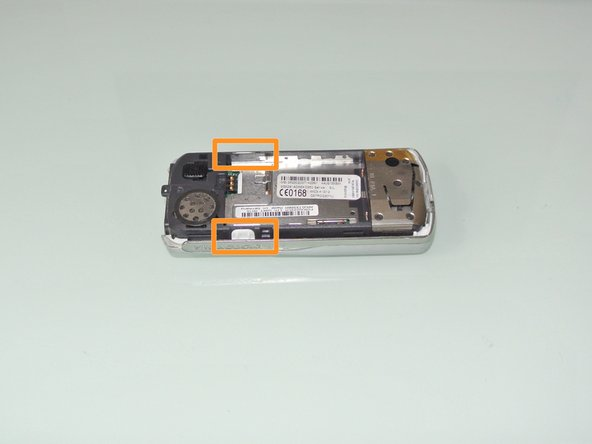 Motorola C350 Front Case Replacement
