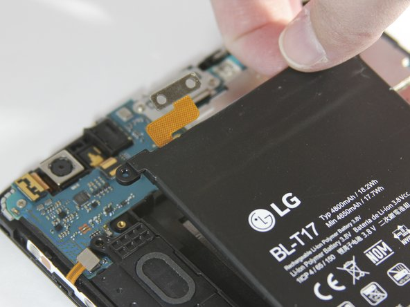 LG G Pad X 8.3 Battery Replacement