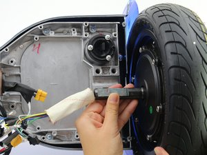 Wheel and Motor