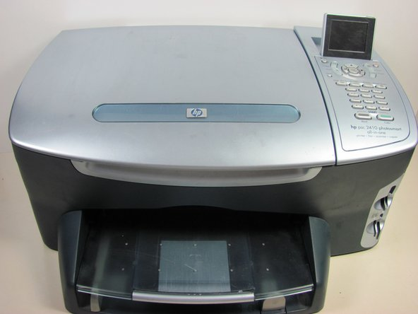 HP Photosmart 3108 Print and Scan Doctor for Windows