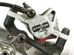 How to bleed the Stroker Trail