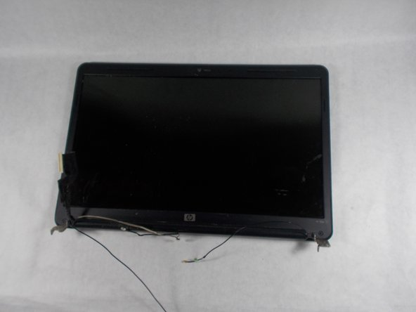 HP Pavilion G60-247CL Screen Replacement