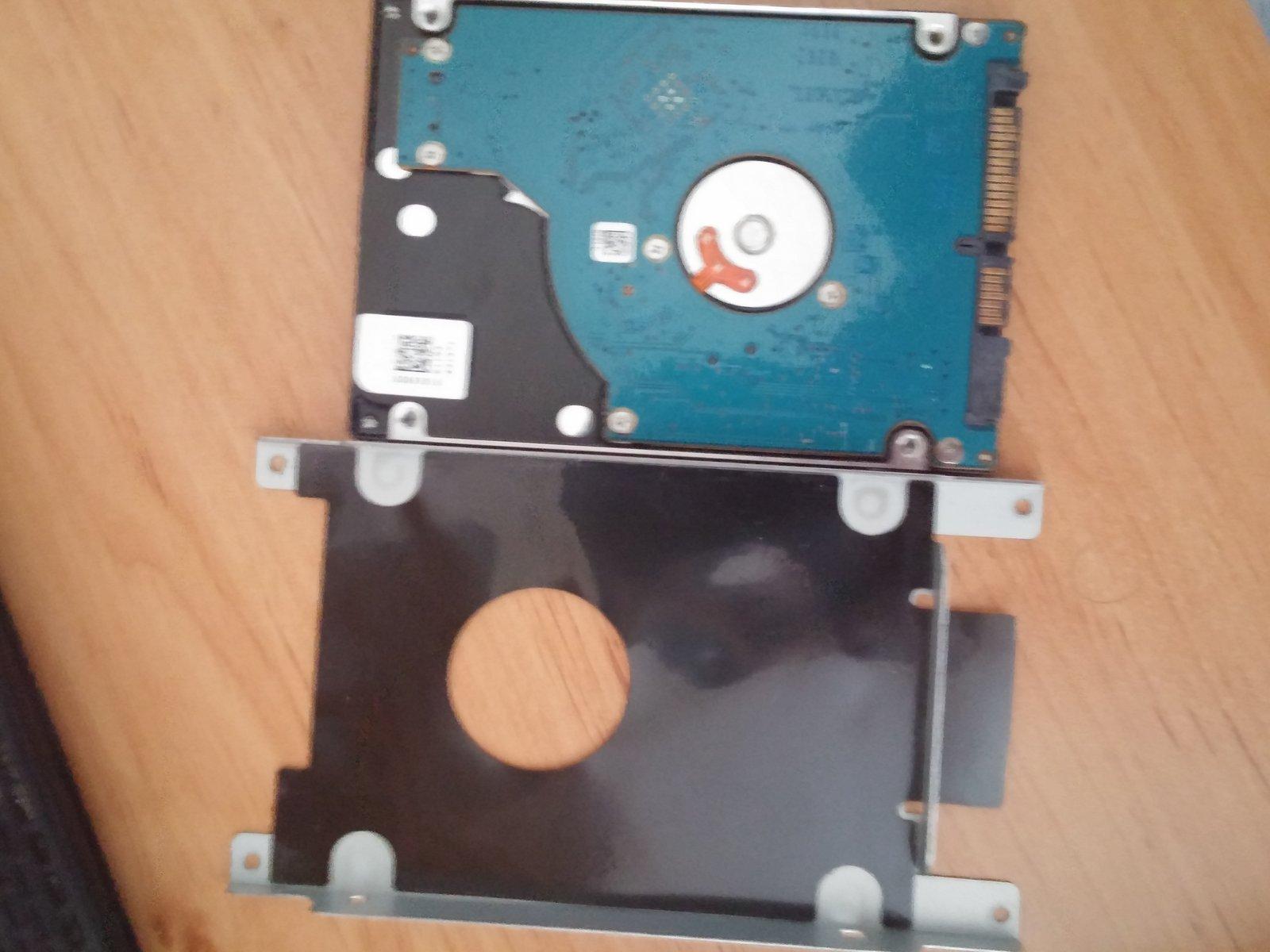 Замена жесткого диска Asus K52JC